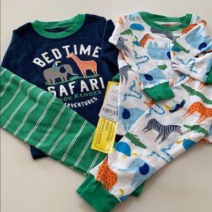 Two pairs brand new pajamas